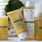 Klorane Reflets Blonds – Línea de manzanilla para iluminar el pelo