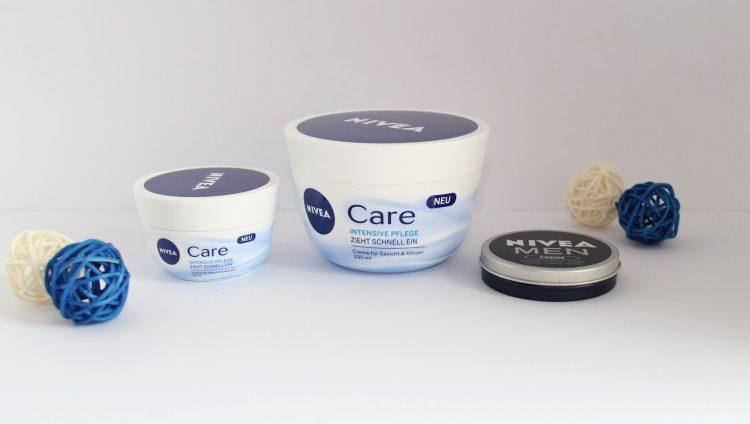 Nivea Care – Crema nutritiva ligera para todo tipo de piel