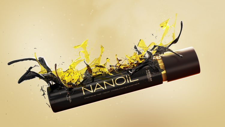Nanoil – Un estilista exclusivo en tu cuarto de baño